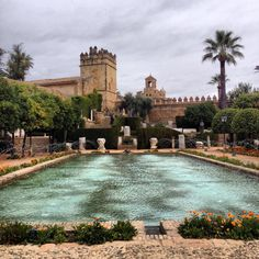 Alcázar de los Reyes Cristianos (Córdoba), by @aa_1404