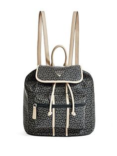 GUESS Womens Nichols Backpack *** This is an Amazon Affiliate link. Continue to the product at the image link.
