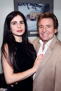 Monkee Davy Jones And His Daughter Annabel Star Family, Family Album, Famous Duos, Michael Nesmith, Celebrity Couples, Celebrity Children, Jones Family, All In The Family, Daddys Little Girls