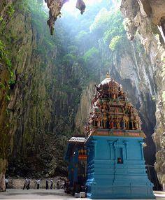 Batu Caves,Malasya