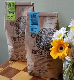 Friends Roastery Coffee Bean Packaging