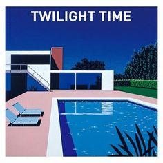 """Twilight Time"", Illustration Book, - Illustration Art by Hiroshi Nagai (b. Vaporwave Art, Retro Waves, Cultura Pop, Retro Art, Mode Inspiration, Architecture, Installation Art, Graphic Illustration, Cover Art"
