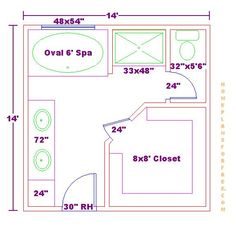free bathroom plan design ideas free bathroom floor plansfree master bathroom floor plan with walk in closet - Master Bathroom Dimensions