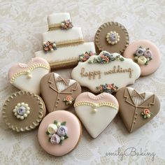 wedding set | Cookie Connection