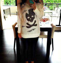 Shirt & leggings<3<3