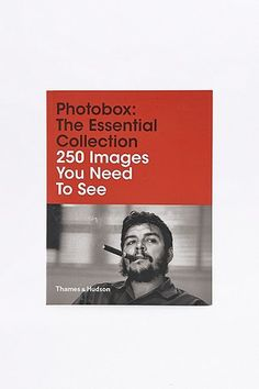 Livre Photobox: The Essential Collection: 250 Images You Need to See - Urban Outfitters (20€)
