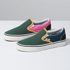 Varsity Slip-On | Shop At Vans