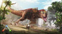 Download ARK Survival Evolved Wallpaper HD Dinosaur 1920x1080