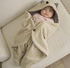 Baby Blanket Swaddle Sleeping Bag