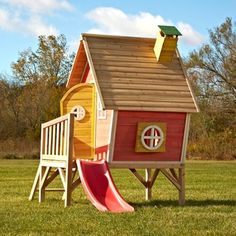 @Overstock - Kids will create their own fun space in the complete Hide-N-Slide Playhouse. This uniquely designed and colorful playhouse offers a place for kids to call their own while sliding in and out of their hideaway.    http://www.overstock.com/Sports-Toys/Hide-N-Slide-Playhouse/7479888/product.html?CID=214117 $699.99
