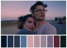 Color Palette in Movies Movie Color Palette, Colour Pallette, Cinema Colours, Color In Film, Sleep On The Floor, The Last Shadow Puppets, Color Script, Movies And Series, Mood And Tone