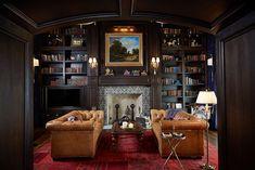 English Tudor - Francesca Owings, ASID - Interior Design, Grand Rapids, MI