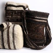 MOCHILA ARUHACA, artesania colombiana
