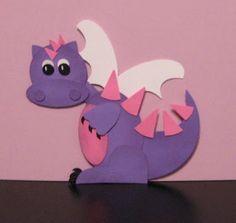 Purple Dragon punch art - bjl