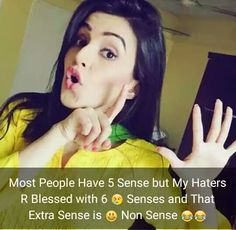 Just girly thing Attitude Quotes For Girls, Girl Attitude, Girl Quotes, Funny Quotes In Urdu, Cute Quotes, Best Quotes, Crazy Funny Memes, Wtf Funny, Attention Seeking