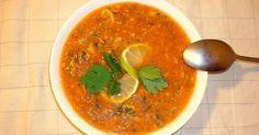 Zupa, kas atdzīvinās visas garšas kārpiņas - asā tomātu zupa ar jūras veltēm!