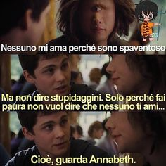 Percy Jackson Quotes, Percy Jackson Fan Art, Solangelo, Percabeth, Rick Riordan Books, Uncle Rick, Heroes Of Olympus, Manga, Hunger Games