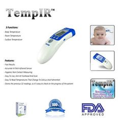 [Customer Review] TempIR Infrared Thermometer - Best thermometer EVER!