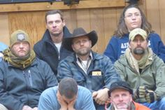 "THE ANSWER TO THE QUESTION ON EVERYONE'S MIND: WHY HAVEN'T THESE TERRORISTS BEEN ARRESTED? - The Bundy terrorists showed up at a town meeting 30 miles from their ""Occupation."" Why were they allowed to go back?"