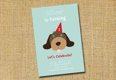 Items Similar To Printable Birthday Party Invite