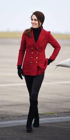 Herzogin Catherine: Ihre schönsten Looks in Bildern