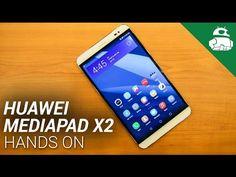 Trên tay chiếc máy tính bảng Huawei MediaPad X2 - Fptshop.com.vn