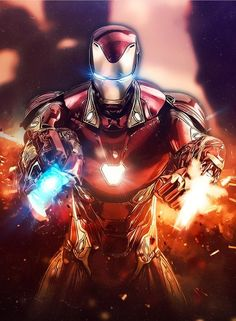 Marvel Fanart, Marvel Comics, Arte Dc Comics, Marvel Heroes, Marvel Avengers, Iron Man Art, Mundo Marvel, Iron Man Wallpaper, Iron Man Avengers