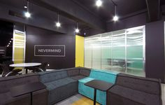 Coworking Space - NEVERMIND, Guadalajara, Mexico
