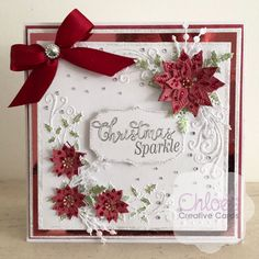 weihnachten engel Made using the brand Christmas Collection from Chloe. Available in the US on HSN on August and in the UK in September Diy Christmas Cards Stampin Up, Die Cut Christmas Cards, Beautiful Christmas Cards, Homemade Christmas Cards, Merry Christmas Card, Xmas Cards, Homemade Cards, Holiday Cards, White Christmas