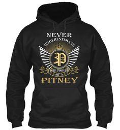 PITNEY - Never Underestimate #Pitney