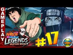 Naruto Shippuden Legends Akatsuki Rising #17 PSP Walkthrough