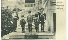 Salut de Constantinople- Les fils du Sultan