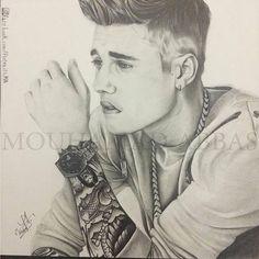#art #artist #drawing #drawings #pencil #allartworld #justinbieber #justin_bieber @justinbieber #justincrew #beliebers