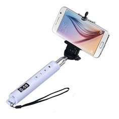 Bluetooth Extendable Handheld Selfie Stick Monopod With Zoom for Samsung iPhone  #Sannysis