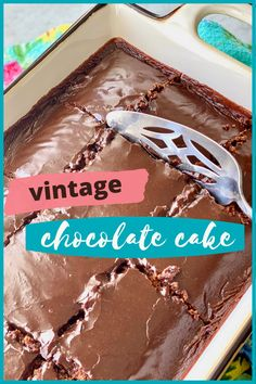 Beryl's Chocolate Sheet Cake is the best you've ever tasted. It's dense, luscious, and topped with a decadent chocolate icing. Beryl's Chocolate, No Bake Chocolate Desserts, Decadent Chocolate, Chocolate Frosting, Chocolate Cookies, Baking Recipes, Dessert Recipes, Sweet Desserts, Dessert Ideas