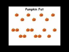Cool ideas for a flipchart with this tune  Musicplay  phrase 1 then 2 then the whole song, then stick rhythm w/o pumpkins simple bordun accomp.