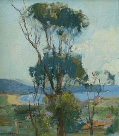 Sydney Long - Australian Artist.