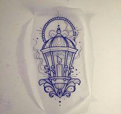 Tattoos And Body Art tatoo flash Lamp Tattoo, Candle Tattoo, Diy Tattoo, Tattoo Pain, Half Sleeve Tattoos Designs, Moon Tattoo Designs, Flower Tattoo Designs, Finger Tattoos, Body Art Tattoos