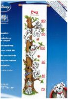 Gallery.ru / Фото #3 - 200 - markisa81 Counted Cross Stitch Kits, Cross Stitch Charts, Cross Stitch Patterns, Height Chart, Cross Stitch For Kids, Disney Crafts, Le Point, Projects For Kids, Baby Love