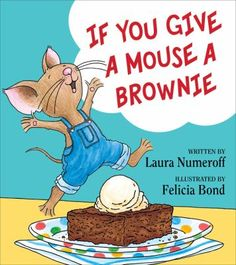 Mouse makes his long-anticipated return to the spotlight in this winning picture book from the acclaimed team of Laura Numeroff and Felicia Bond. (Dec 2016)