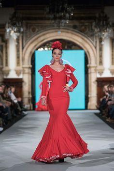 Mercedes Dobenal - We Love Flamenco 2020 - Sevilla Cute Dresses, Formal Dresses, Spanish Fashion, Our Love, Catwalk, Evening Dresses, Mermaid, Dance, Clothes For Women