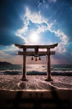 TORII By tomophotography, japan… Japan Landscape, Fantasy Landscape, Japan Art, Tokyo Japan, Dojo, Beautiful Places In Japan, Torii Gate, Japanese Architecture, Japanese Culture