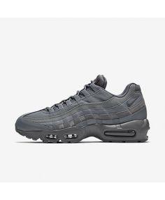 timeless design a233b ad749 Nike Air Max 95 Essential Cool Grey Mens Shoes Outlet Air Max 95 Mens, Nike