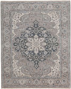 @Biltmore Sirocco Estate Grey. Capel Rugs Collection #Rugs