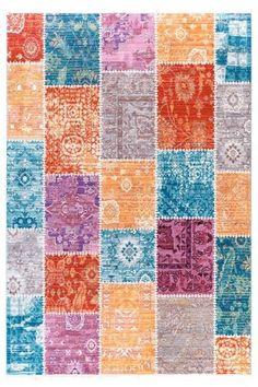 Quantum kuviollinen matto, kaksi eri kokovaihtoehtoa
