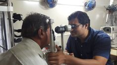 Eye Camp at Bramha Kumaris,Ville Parle West A free eye Checkup Camp was organized at Bramha kumaris, Ville Parle West on 25th September by Ojas eye Hospital in association with  Rotary club of Bombay Airport and Inner Wheel club of Bombay Airport in collaboration with Ojas Eye Hospital.In total 141 patients were seen and advised treatment for various eye disorder.  #Lasik_Eye_Surgery #Lasik_Surgery_In_Mumbai #Eye_Vision #Best_Eye_Hospital_In_Mumbai