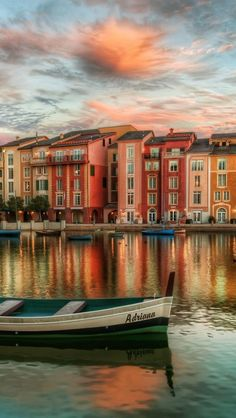Portofino-Italy  *fyi this is not portofino, italy it's the portofino bay hotel in orlando, florida.