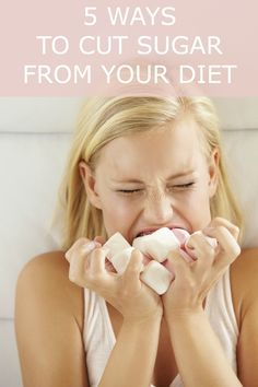 5 ways to cut sugar from your diet right this second