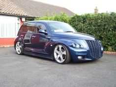 pictures of custom pt cruisers - Google Search