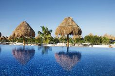 The Beloved Hotel. Cancun, Mexico all inclusive resort.